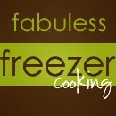 freezer cooking http://fabulesslyfrugal.com/freezer-recipes