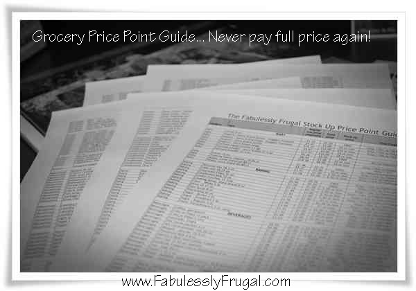 grocery-Price-Point-Guide